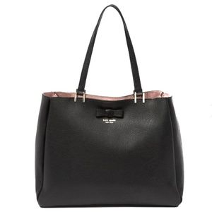Kate Spade Nell Pershing Street Shoulder Tote